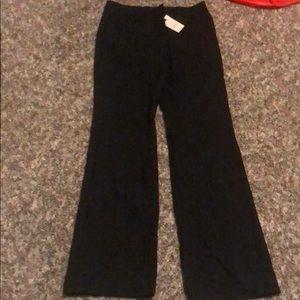 Express Editor size 0 black dress pants